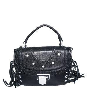 Aimee Kestenberg Gisselle Small Crossbody Handbag Black Front From Affordable Designer Brands
