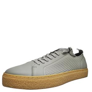 Calvin Klein mens  Leather Sneakers Affordable Designer Brands