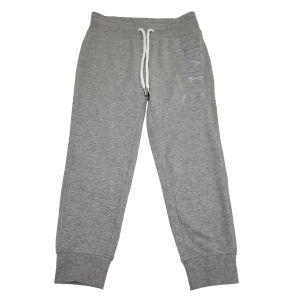 Calvin Klein Performance Terry Logo Capri Joggers Leggings Silver Grey XSmall