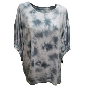 Calvin Klein Performance Tie-Dyed Relaxed T-Shirt Quartz Large