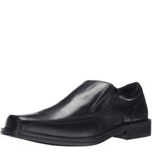 Dockers Mens Edson Leather Slip-On Penny Loafer Medium  Affordable Designer Brands