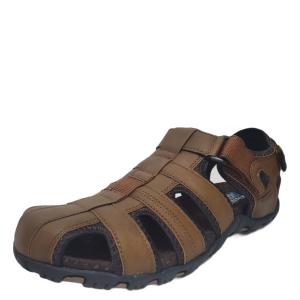 Nunn Bush Mens Rio Bravo Fisherman Sandals Tan Brown 9 M from Affordable Designer Brands