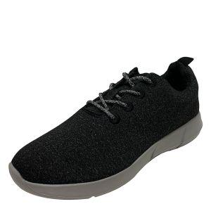 Sugar Gabber Lace-Up Manmade Black Sneakers 10 M Affordable Designer Brands