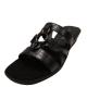 Easy Street Torrid Sandals Synthetic Black 7.5M Affordable Designer Brands