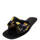 Kate Spade New York Women's Bikini Slide Sandals Satin Lemons 7.5B from Affordable Designer Brands