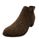 Lucky Brand Women's Baley Ankle Boot Leopard 13M from Affordable Designer Brands