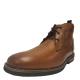 Nunn Bush Mens Ozark Plain Chukka Boots Tan Brown Crazy Horse 10M from Affordable Designer Brands
