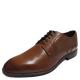 Nunn Bush Men's Fifth Avenue Plain-Toe Leather Oxfords Cognac 8.5 M Affordable Designer Brands