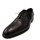 Paul Smith Men's Guy Brogue Toe Leather Oxford Black 8.5M  from Affordable Designer Brands